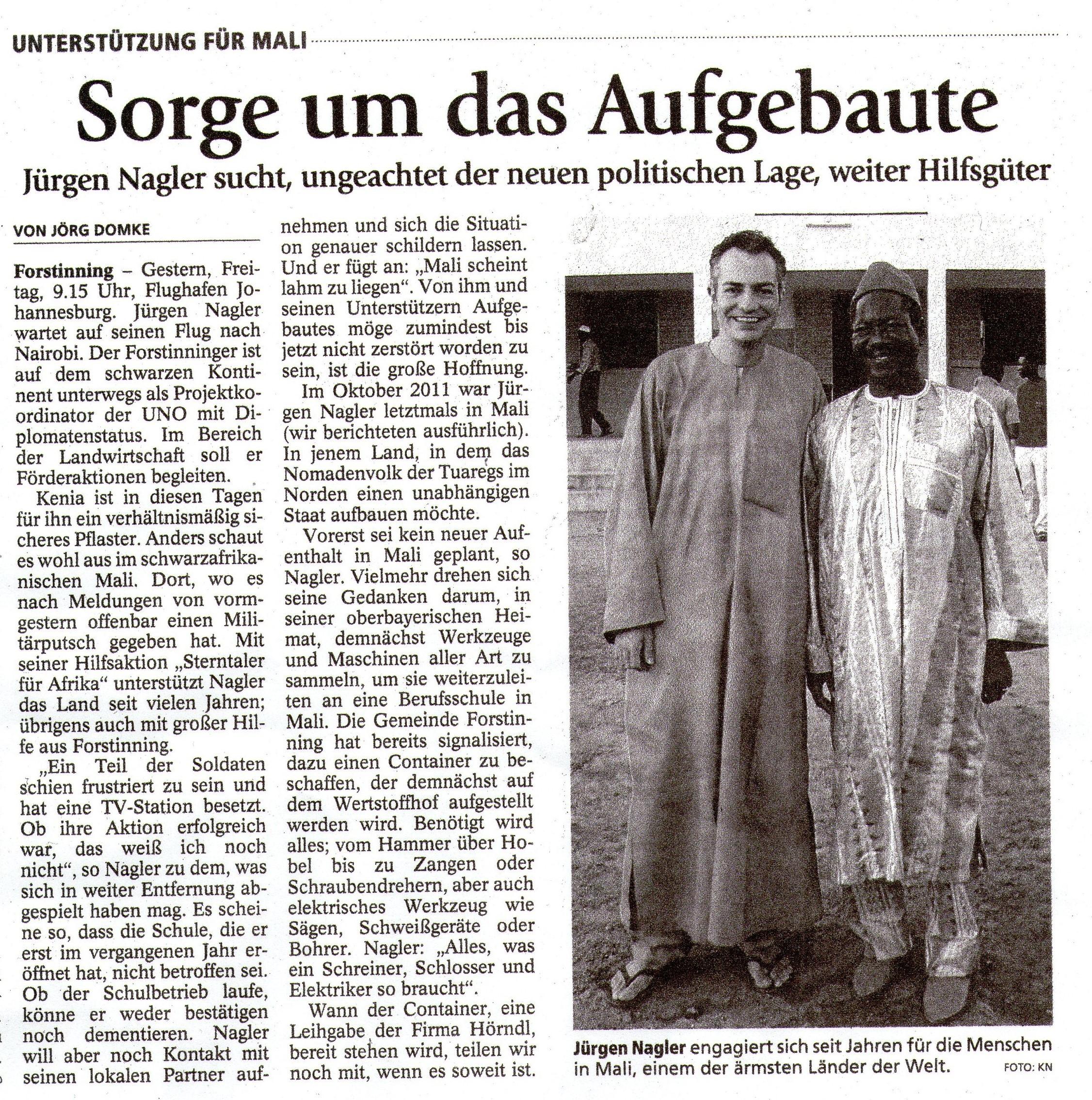 Merkur - Ebersberger Zeitung März 2012