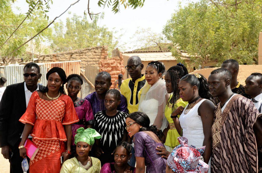 Eine malische Hochzeit