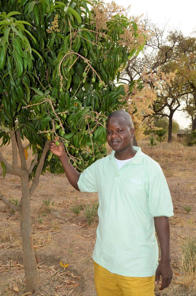 Ibrahims Gemüsefarm im Süden von Bamako