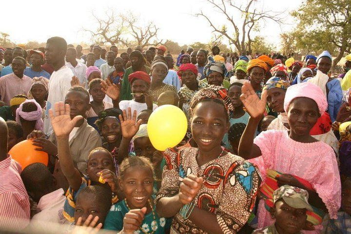 Sterntaler für Afrika - Hilfsorganisation Mali