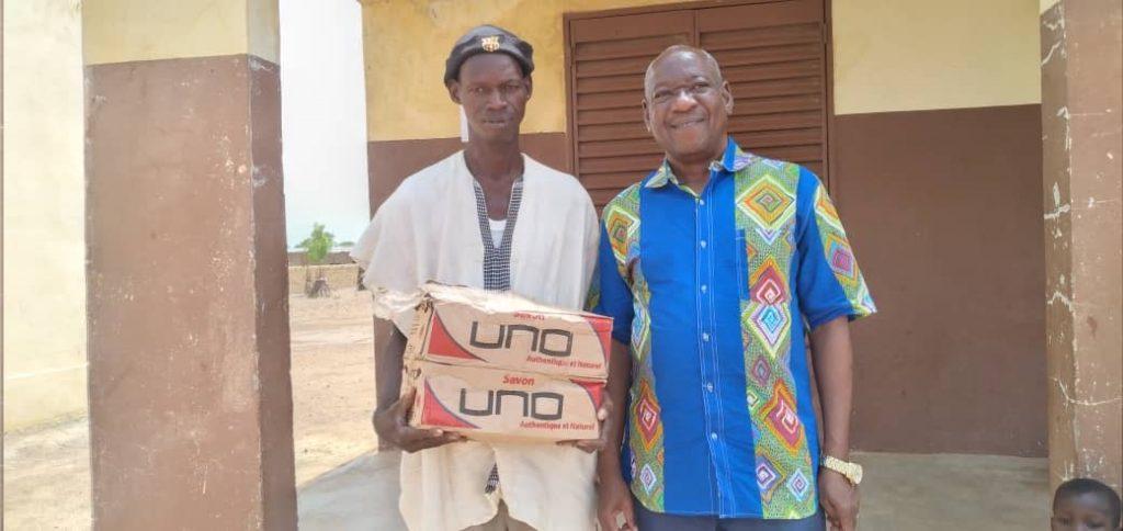 Hygienemaßnahmen Mali Spenden